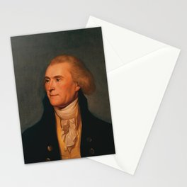 Thomas Jefferson Stationery Cards