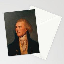 Thomas Jefferson Stationery Cards
