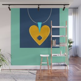 Simple Bling - Modern Bold Abstract Carnival Glass Wall Mural