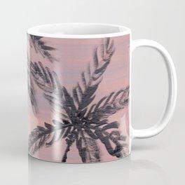 palm trees in the sunset Coffee Mug