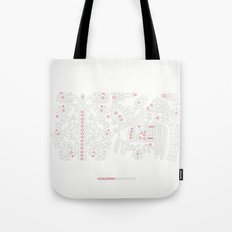 Hungarian Embroidery no.12 Tote Bag