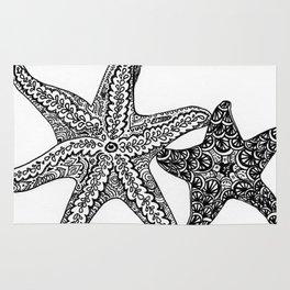 Seastars Rug