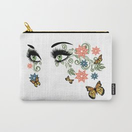 Summer eyes Carry-All Pouch