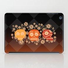 Day of the Dead ~ Dias de los Muertos iPad Case