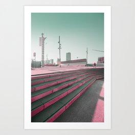 Californication | 6 Art Print
