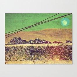 cables Canvas Print