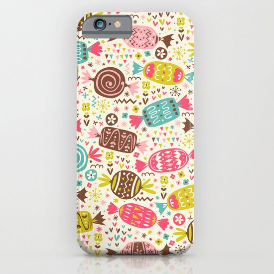 Sweeties iPhone & iPod Case