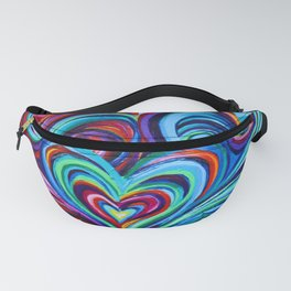 Intertwined Souls Fanny Pack