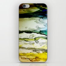 Paint Abstract iPhone & iPod Skin