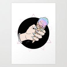 SWEET THANG Art Print