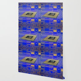 processor cpu board circuits Wallpaper