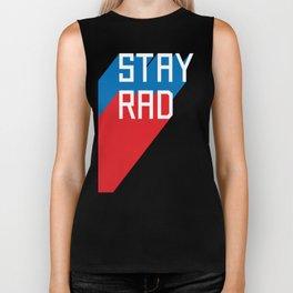 Stay Rad II Biker Tank