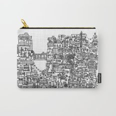 Busy City V Carry-All Pouch