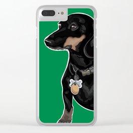 Weenie Clear iPhone Case