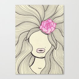 Rosalie Canvas Print