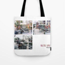 Accidental Exposures Tote Bag