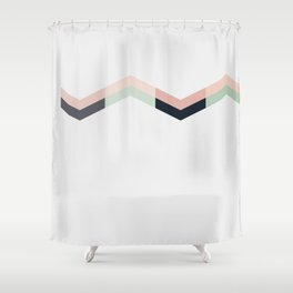 Unicorn Trials Shower Curtain