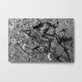 Wabi Sabi - light and shadow Metal Print