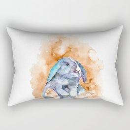 BUNNY#9 Rectangular Pillow