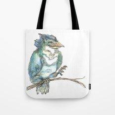 Dragon Bird Tote Bag