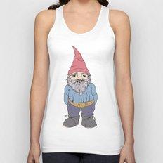 Gnome Sayin?  Unisex Tank Top