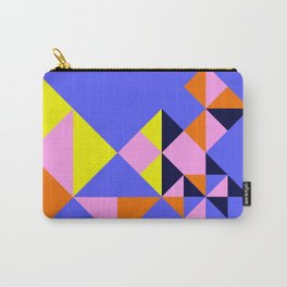 Arabic Triangles Carry-All Pouch