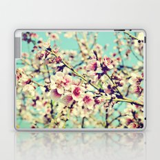 Nectarine Blossoms Laptop & iPad Skin