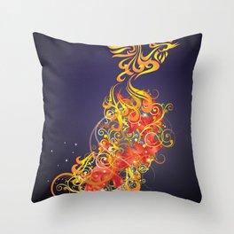 Phoenix Nights Throw Pillow