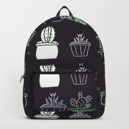 Cacti Family Backpack