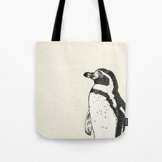 Humboldt Penguin Tote Bag