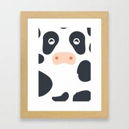 Cow Cow Framed Art Print