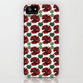 Garnet iPhone Case