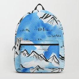 The Pyrenees as they appeared to me... Backpack