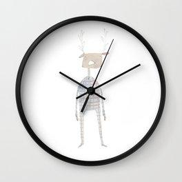 Dasher Wall Clock