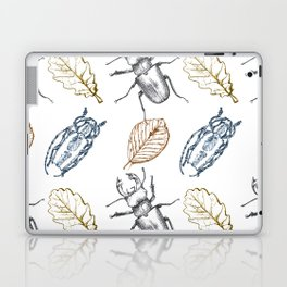 Bugs and leaves Laptop & iPad Skin