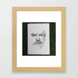 Hugo Weaving Framed Art Print