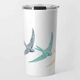 Bird Native birds songbird swallow gift Travel Mug