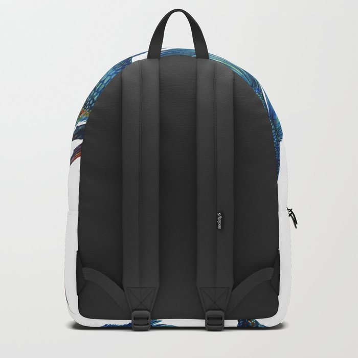 Mortimer the Betta Fish Backpack