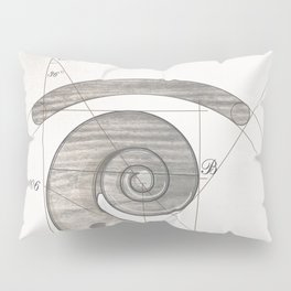 musical geometr.eye Pillow Sham