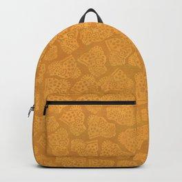 Ocelotl - Aztec Symbol for the Jaguar Warrior Backpack