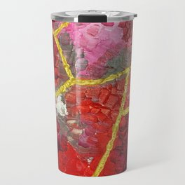 """""""Mended with gold"""" collection - Cherished Travel Mug"""