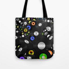 Forever Vinyl Tote Bag