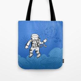 Astrocat Tote Bag