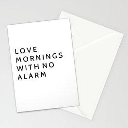 Bedroom decor Stationery Cards