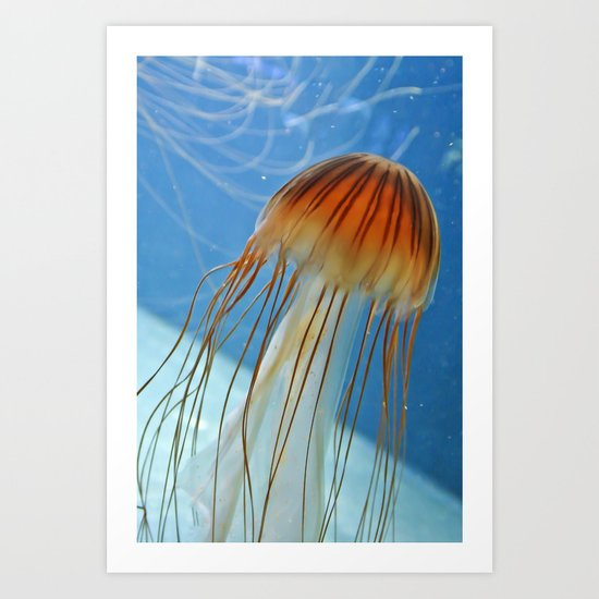 Jelly phone. Art Print