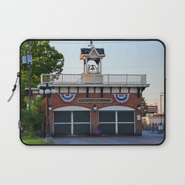 Hook and Ladder Laptop Sleeve