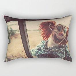 Broken Childhood Rectangular Pillow