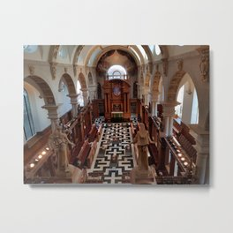 From the Gallery Metal Print