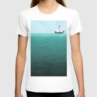 sail T-shirts featuring Sail by Kakel