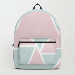Sweet Triangles Backpack